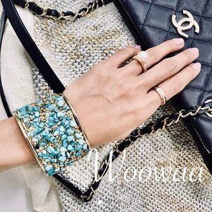 Brand New natural stone bracelet